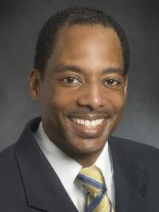 Portrait of A. Dexter Samuels