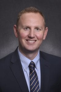 Portrait of Garrett DiCorpo