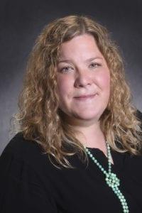 Portrait of Carrie Logan