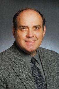 Portrait of Floyd Crook