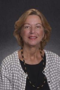 Portrait of Lynne Steck