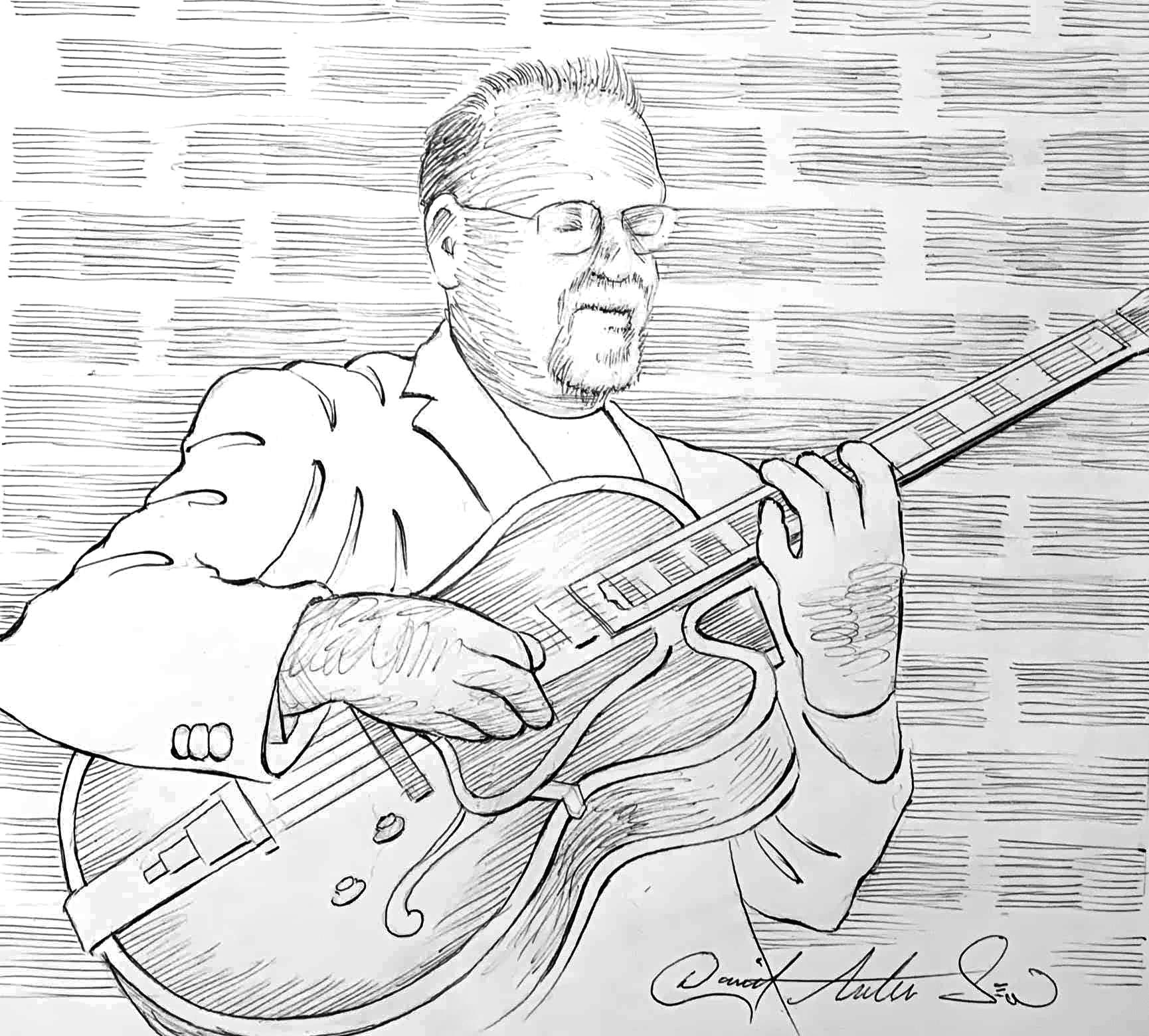 Marty Crum by David Andersen
